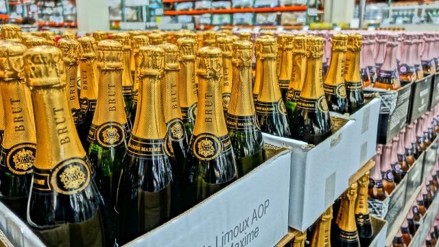 千葉でシャンパンの買取